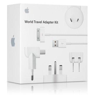 Apple M8794G/B World Travel Adapter Kit APPLE-WRLD-TRV-KIT