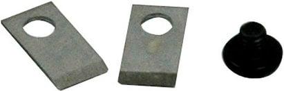Platinum Tools 100044BL Two Replacement EZ-RJ Blades, RJ12/11 Cavity 100044BL