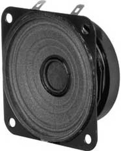 """Quam 4C5Z8  10W, 4""""x4"""" General Purpose & Replacement Speaker 4C5Z8"""
