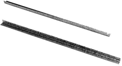 "Lowell SS24 1 Pair of 23.75"" Channel Support Rails (for Ceiling Speaker Mounting) SS24"