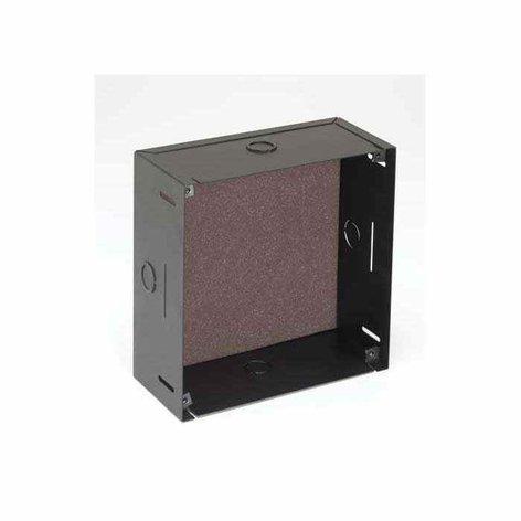 "Lowell P875X-4 Backbox Surface for 8"" Speaker, 4"" deep P875X-4"
