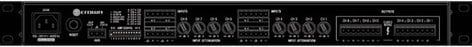 Crown CT8150 ComTech DriveCore 8-Channel Power Amp Rated at 125W @ 8 Ohms Per Channel CT8150
