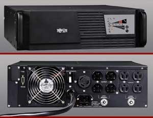Tripp Lite SU3000RTXL3U Online, Double-Conversion UPS Power System SU3000RTXL3U