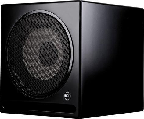 "RCF AYRA 10 SUB 250W Active Professional Studio Subwoofer with 10"" Woofer AYRA-10-SUB"