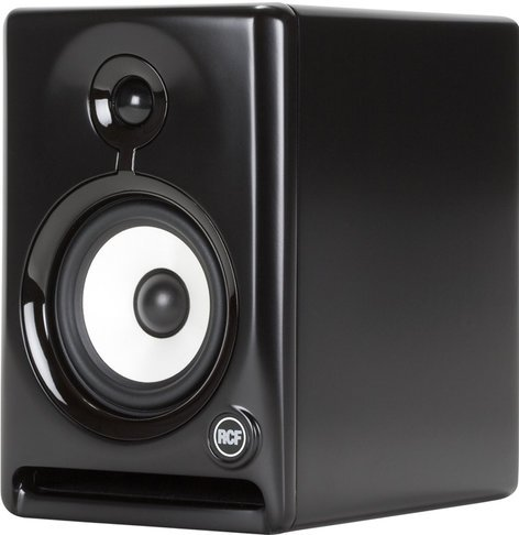 """RCF AYRA 6 50W Active Two-Way Professional Studio Monitor with 6"""" Woofer AYRA-6"""