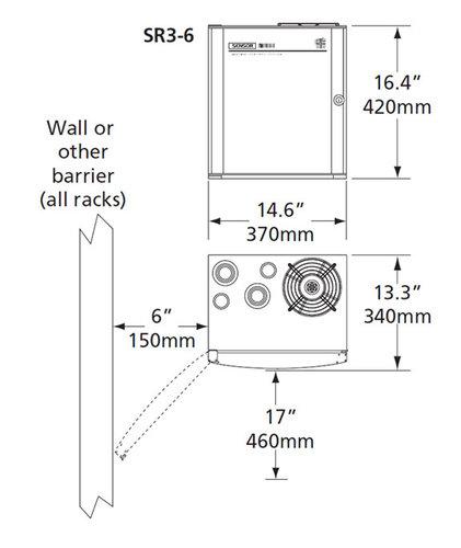 ETC/Elec Theatre Controls SR3-6-PKG Sensor3 + Dimming Package SR3-6-PKG