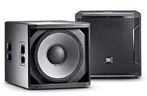 "JBL STX818S Single 18"" Bass Reflex Subwoofer STX818S"