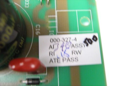 Allen & Heath 000-327JIT Allen & Heath Mixer PCB 000-327JIT