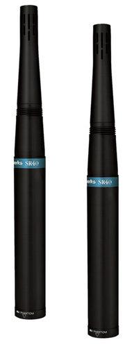 Earthworks SR40/HC-MP Pair of SR40/HC mics with Wood Box SR40/HC-MP