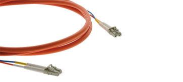 Kramer C-2LC/2LC-33 FiberOptic 2LC to 2LC Cable (33ft.) C-2LC/2LC-33