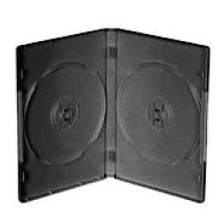 American Recordable Media DVDB-2/B DVD Album, Dual, Black, with Overwrap DVDB-2-O/B