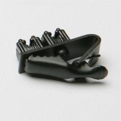 Countryman AEMWCLIP-B Tie Clip For 1 EMW Lav Mic/Black AEMWCLIP-B