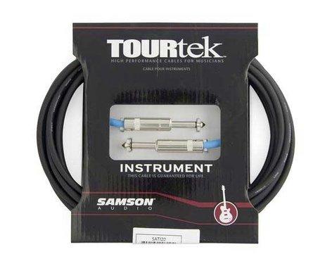 Samson TI25 Instrument Cable 25 ft Tourtek SATI25 TI25-SAMSON
