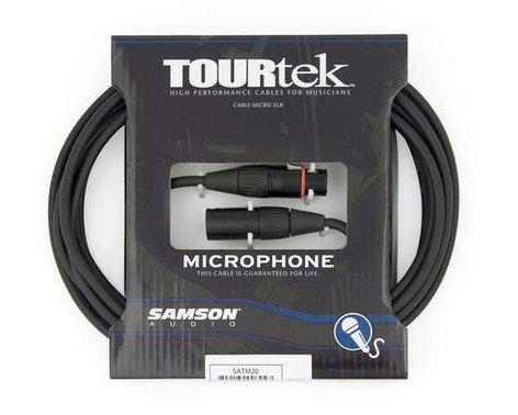 Samson TM20-SAMSON TourTek Mic Cable, 20 ft TM20-SAMSON