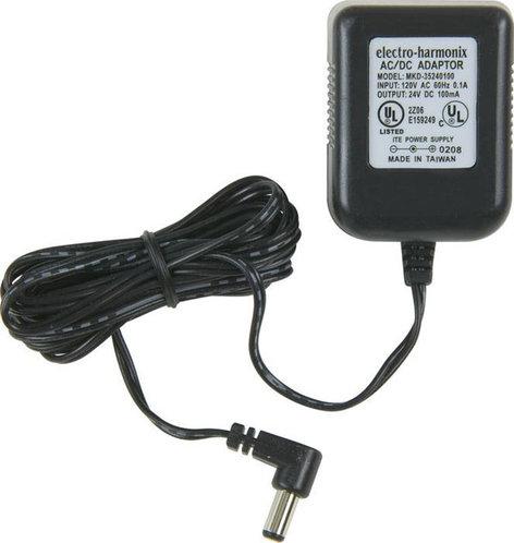 Electro-Harmonix 24VDC-100 Power Supply for Electro-Harmonix Pedals US24VDC-100