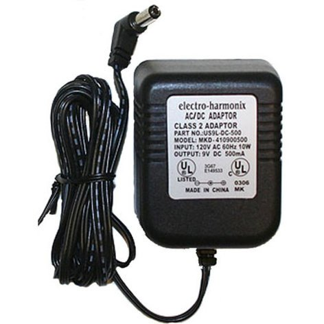 Electro-Harmonix US9LDC-500 Power Supply US9LDC-500