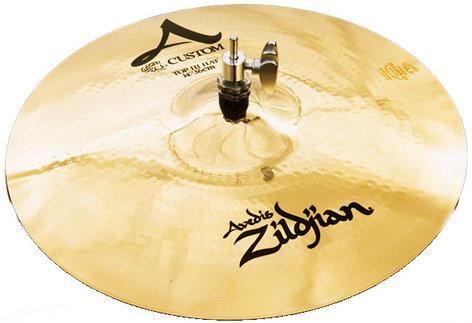 "Zildjian A20512 14"" A Custom Hi Hat Bottom Cymbal in Brilliant Finish A20512"