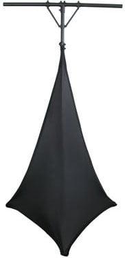 "Odyssey SWTP3BLK Scrim Werks™ Dual 52"" x 68"" Section Black Tripod Scrim SWTP3BLK"