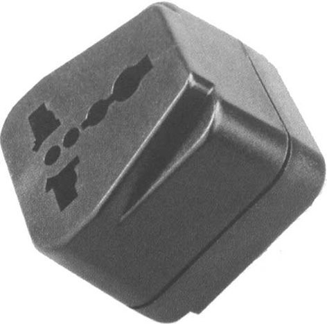 Philmore 48-585  World Traveler AC Plug Adaptor (Italy) 48-585
