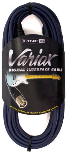 Line 6 Variax Digital Cable for Connecting Variax to PODxt Live, Bass PODxt Live, Vetta II 98-030-0004