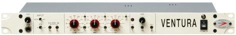 A-Designs Ventura Mono Solid-State Microphone Preamp with 3-Band EQ, DI, & Pad VENTURA