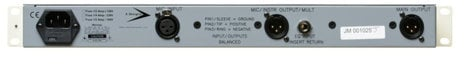 A-Designs Ventura Mono Solid-State Microphone Preamp with 3-Band EQ, DI, & Pad VENTURA