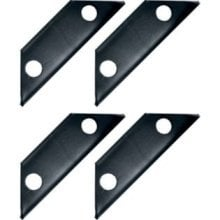 Middle Atlantic Products WRK-Z4 Seismic Anchors (Set of 4) WRK-Z4