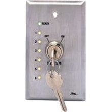 Middle Atlantic Products USC-KEY Spare Set of Keys (for USC-KL Remote Wallplate Keyswitch) USC-KEY