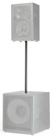 Electro-Voice PCL35 Speaker Pole for EV SBA750, Black PCL35