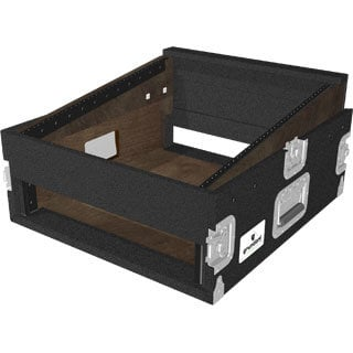Grundorf Corp TLR-02EXDR Top-Load Rack,12 space slant top, 2 space bottom TLR-02EXDR