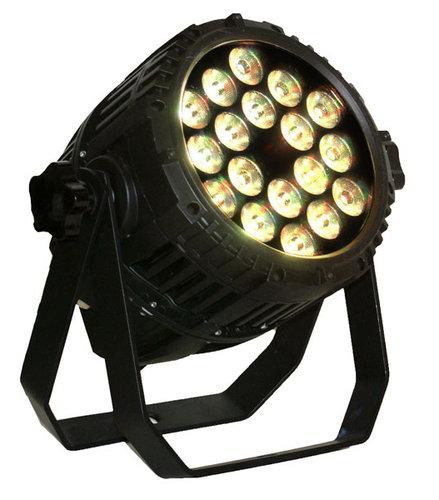 Blizzard Lighting ToughPAR Quadra 18x10W RGBW LED Par Fixture TOUGHPAR-QUADRA