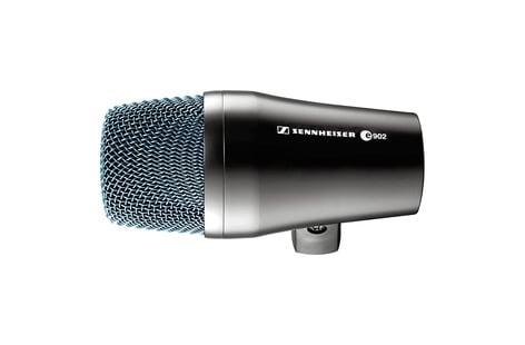 Sennheiser e 902 Large-Element Dynamic Cardioid Microphone E902
