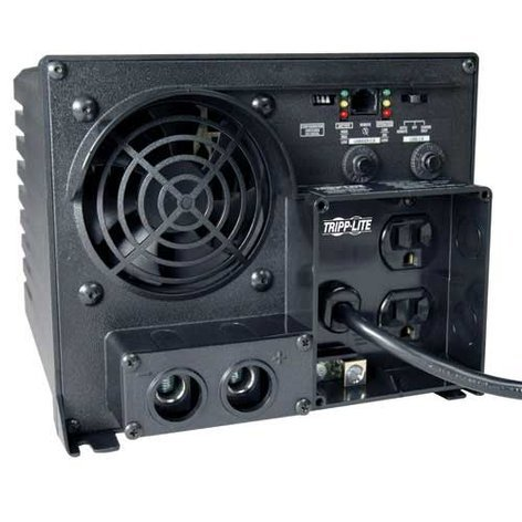 Tripp Lite APS750  750W 12V DC to AC Inverter APS750