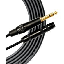 Mogami GOLD-EXT-10 10 ft. Headphone Extension Cable (TRS M-F) GOLD-EXT-10
