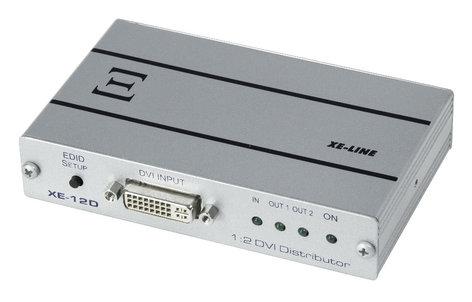 Vu VUXE12D 1:2 DVI Distribution Amplifier VUXE12D