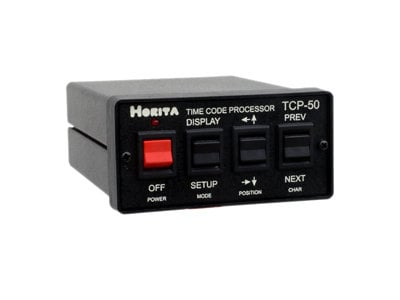 Horita TCP-50 LTC-to-RS422 Inserter, SMPTE/EBU TCP-50