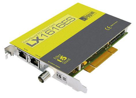 Digigram LX1616ES  EtherSound PCI Sound Card  LX1616ES