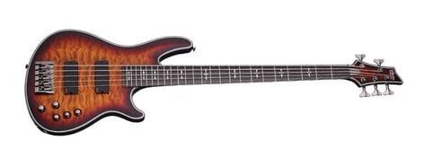 Schecter Guitars Hellraiser Extreme-5 5 string Hellraiser Bass Guitar HR-EXTREME-BASS5