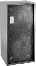 "Bag End PD18E-I 2x18"", 1000W Active Loudspeaker PD18E-I"