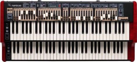 Nord USA C2D  Combo Organ  C2D