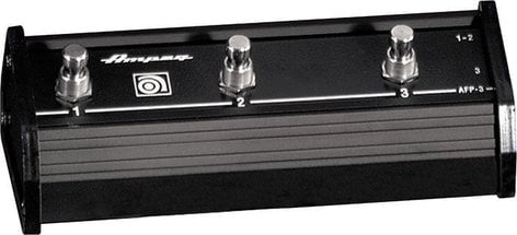 Ampeg AFP3 3 Button Footswitch AFP3