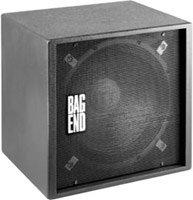 """Bag End PS18E-I Active Loudspeaker, 1 x 18"""", 500W PS18E-I"""