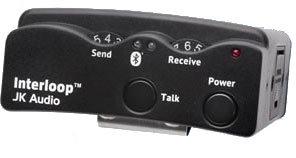 JK Audio Interloop Wired/Wireless Intercom Belt Pack INTERLOOP