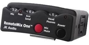 JK Audio RM1-JK-AUDIO RemoteMix One Field Interview Tool  RM1-JK-AUDIO