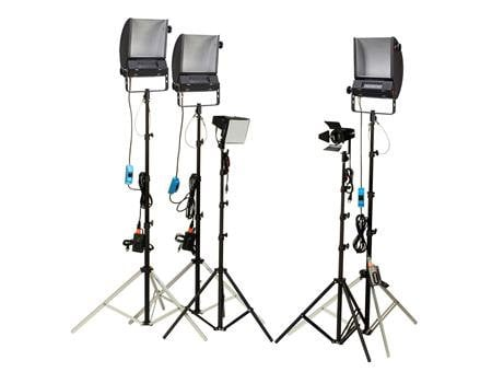Cool-Lux LK2346 Hollywood Light Kit Without Case LK2346