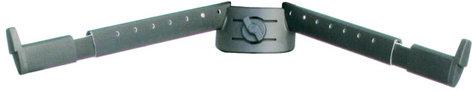K&M Stands 18866 Support Arm Set B 18866-BLACK
