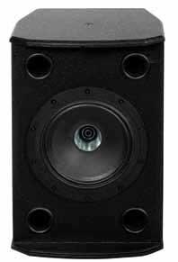 """Tannoy VXP6-BLACK  6"""" Powered Speaker VXP6-BLACK"""