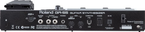 Roland GR55S-BK Guitar Synthesizer in Black WITHOUT Pickup GR55S-BK