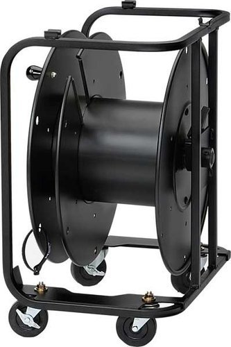 "TecNec HY-AVD2-CAST  Hannay AVD-2 Cable Reel with 3"" Casters HY-AVD2-CAST"