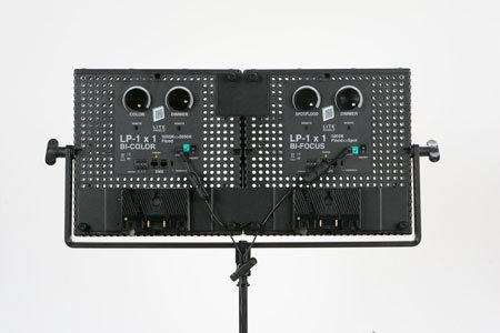 Litepanels 900-3010  2x1 Fixture Assembly Frame for (2) 1X1 Fixtures 900-3010